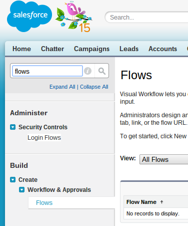 Salesforce-Setup-Flows