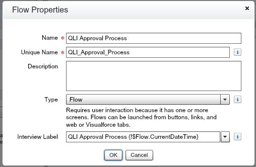 Approval Process Flow
