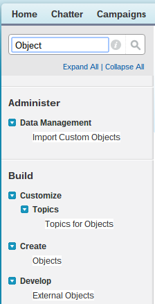 Create Custom Object Salesforce