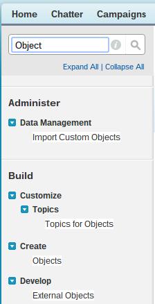 Create Custom Object Salesforce