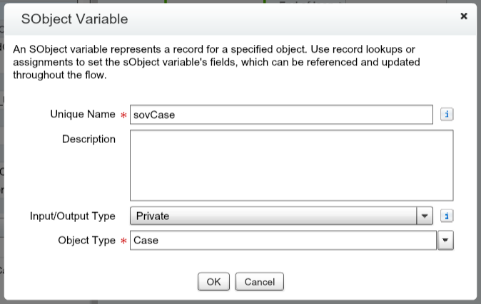 Case-sObject-Variable