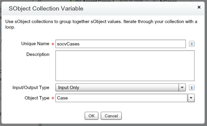 Cases-sObject-Collection-Variable