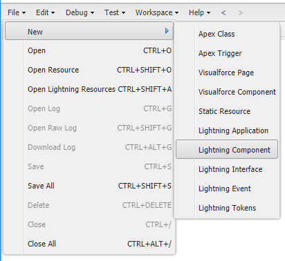 Lightning Output Text Example